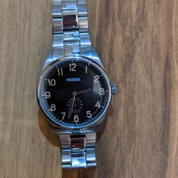 🕗MENS FOSSIL WATCH